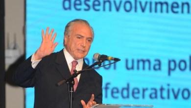 """Photo of Inidoneidade de empresas envolvidas na Lava Jato """"estará sob análise"""", diz Temer"""