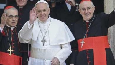 Photo of Papa Francisco diz que é contra legalização de qualquer tipo de droga