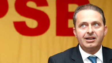 Photo of Eduardo Campos renuncia ao governo e agora foca na eleição