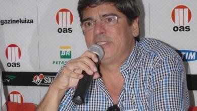 Photo of Presidente do Vitória diz que primeiro precisa de um treinador