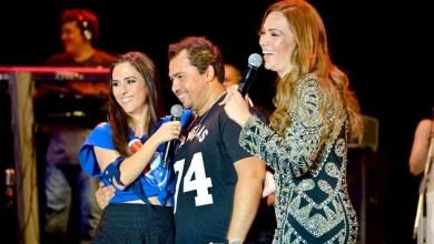 Photo of Aviões do Forró apresenta show com Tatá Werneck na primeira noite do Festival de Verão 2014