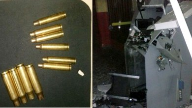 Photo of Chapada: Bandidos fortemente armados explodem caixa eletrônico no município de Seabra