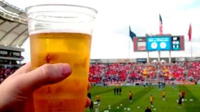 Photo of #Brasil: Quem ofertar ou vender bebida alcoólica em estádios pode ser punido