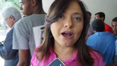 Photo of À frente da Comissão de Cultura, Alice Portugal promete votar projeto do Aeroporto 2 de Julho