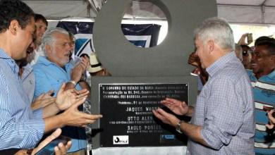 Photo of Chapada: Governo inaugura estrada entre os municípios de Ruy Barbosa e Itaberaba