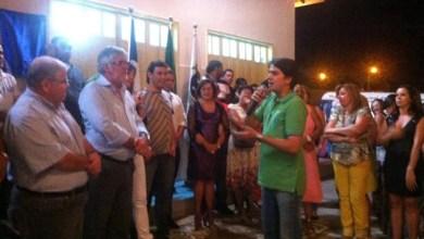 Photo of Chapada: Deputado participa de inaugurações de biblioteca e quadras em Jacobina