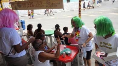 Photo of Carnaval 2014: 'Bloco Redução de Danos' sensibiliza sobre uso de álcool e outras drogas na folia