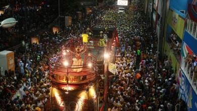 Photo of Salvador: Carnaval no Circuito Campo Grande termina com desfile de blocos afro