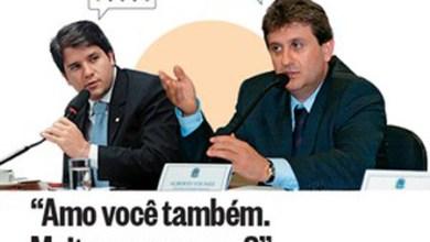 Photo of Polícia Federal flagra troca de mensagens românticas entre Luiz Argôlo e o doleiro Youssef