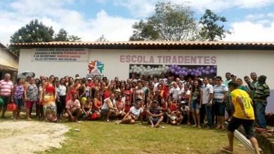 Photo of Zona rural de Uruçuca recebe mais uma escola reformada para o ano letivo