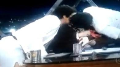 "Photo of Vídeo: Jô Soares tasca ""beijo gay triplo"" durante seu programa na Rede Globo"