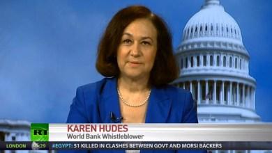 Photo of Ex-executiva do Banco Mundial afirma que 'ETs comandam a economia mundial'