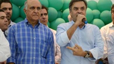 Photo of Presidenciável Aécio Neves foi a Feira e garante obras importantes para a cidade, diz deputado