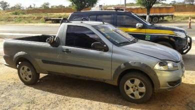 Photo of Chapada: PRF recupera veículo roubado em São Paulo no município de Itaberaba