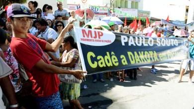 Photo of Governistas exploram crianças em protesto, diz Paulo Souto