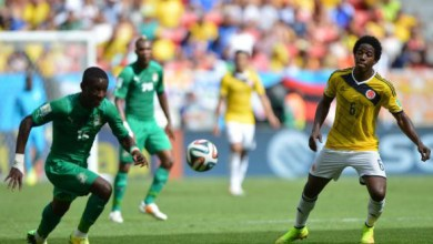 Photo of Copa 2014: Colômbia vence Costa do Marfim e empolga estádio lotado