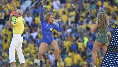 """Photo of Copa 2014: Maitê Proença critica 'provocação' de Claudia Leitte a J-Lo: """"achei horrível, de quinta"""""""