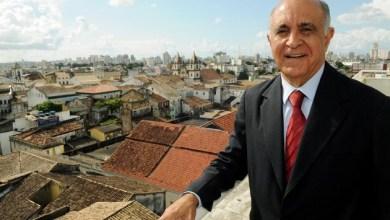 Photo of Paulo Souto recebe título de cidadão de Santo Antonio de Jesus