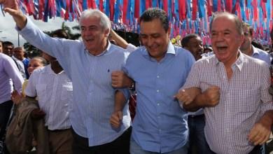 Photo of Rui Costa, João Leão e Otto Alencar intensificam campanha