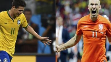 Photo of Copa 2014: Fora da disputa pela taça, Brasil e Holanda se enfrentam em Brasília
