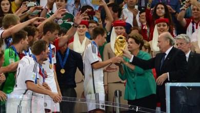 Photo of Mesmo sem a taça, Brasil promoveu a Copa das Copas, diz Dilma em carta à seleção
