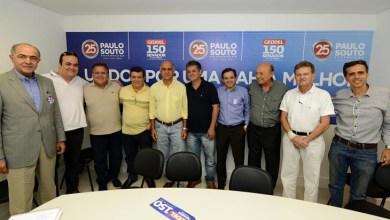 Photo of Paulo Souto recebe apoio de petista e anuncia bolsa financeira para aluno do ensino médio
