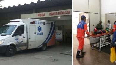 Photo of Chapada: Ambulância de Andaraí capota na BR-324 e três pessoas ficam feridas