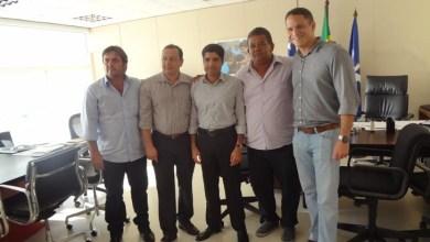 Photo of Chapada: Comitiva de políticos de Itaberaba se reúne com prefeito ACM Neto e ratifica apoio à oposição