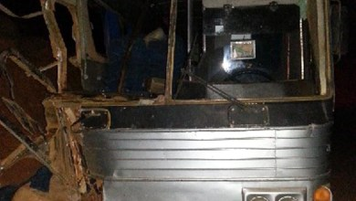 Photo of Chapada: Acidente deixa uma pessoa morta e quatro feridas em Rio de Contas