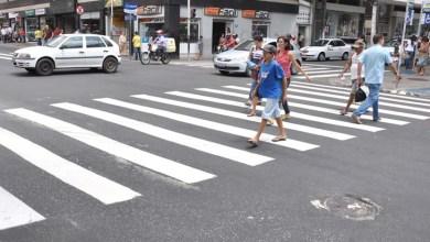 Photo of Má conduta de pedestres pode gerar infração e multa