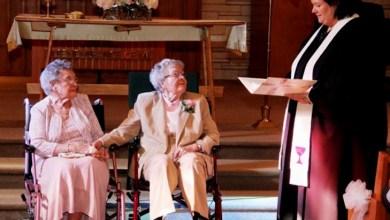 Photo of Mundo: Idosas se casam após 73 anos juntas nos Estados Unidos