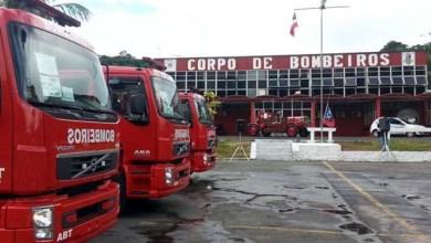 Photo of Corpo de Bombeiros recebe 40 novas viaturas