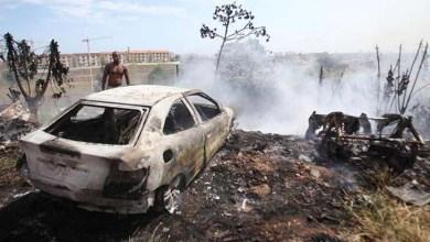 Photo of Salvador: Incêndio atinge oficina próxima ao almoxarifado da Sesab