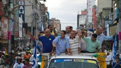 Photo of Carreatas em Itabuna e Feira mostram força de Aécio na Bahia
