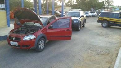 Photo of Chapada: PRF recupera carro com placa fria em Itaberaba