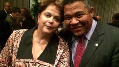 Photo of Valmir defende PT na presidência da Câmara Federal durante reunião com Dilma