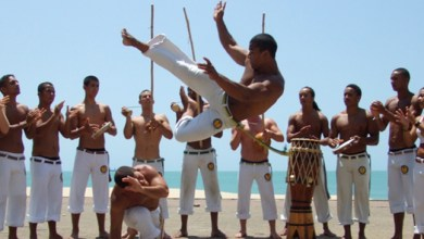 Photo of Capoeiristas baianos têm incentivo para ingressar na Universidade