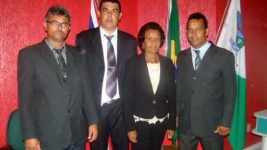 Photo of Chapada: Câmara de Boa Vista do Tupim empossa a vereadora Maria Elena como presidente