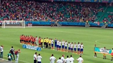 Photo of Bahia vence o Shakthar Donetsk em amistoso internacional na Fonte Nova