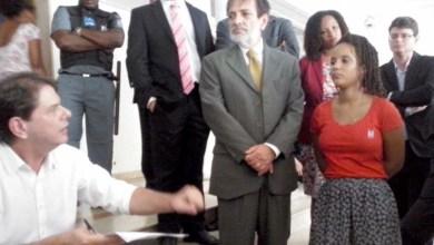 Photo of Ministro visita Ufba e estudantes cobram infraestrutura e assistência estudantil