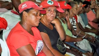 Photo of Bahia: MST debate situação de acampados e assentados no estado