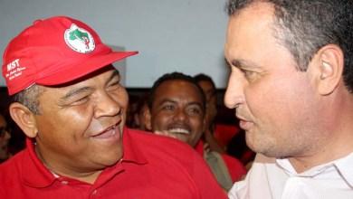 Photo of 2 de Julho: Valmir caminha com Rui Costa e reúne base política no Pelourinho