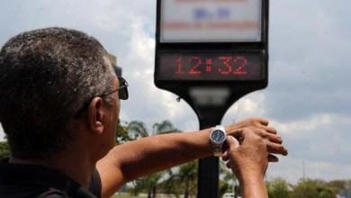 Photo of #Brasil: Adotado em três regiões do país, horário de verão termina no próximo domingo