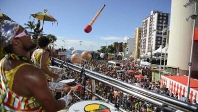 Photo of Carnaval 2015: Olodum homenageia a Etiópia durante desfile pelas ruas de Salvador