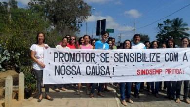 Photo of Chapada: Educadores em Piritiba detonam jornada pedagógica e pedem respeito aos direitos da categoria