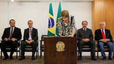 Photo of Dilma envia MP que estende política de valorização do salário mínimo até 2019