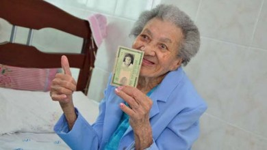 Photo of Ex-portadora de câncer, baiana de 120 anos pode ser a mais velha do mundo