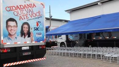 Photo of Bahia: SAC Móvel divulga roteiro de visitas para o mês de maio