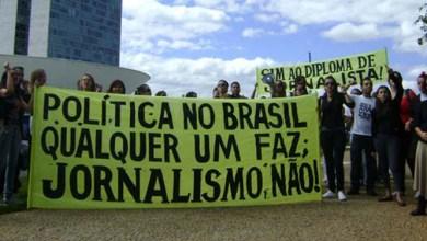 Photo of Câmara Federal deve votar nesta terça a PEC do diploma para jornalistas