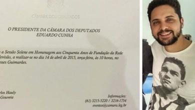 Photo of Em evento da Globo, manifestante é preso no Congresso depois de gritar que emissora apoiou a ditadura